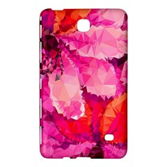 Geometric Magenta Garden Samsung Galaxy Tab 4 (7 ) Hardshell Case  by DanaeStudio