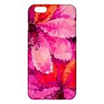 Geometric Magenta Garden iPhone 6 Plus/6S Plus TPU Case