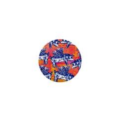 Little Flying Pigs 1  Mini Magnets by DanaeStudio