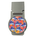 Little Flying Pigs Money Clips (Round)