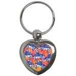 Little Flying Pigs Key Chains (Heart)