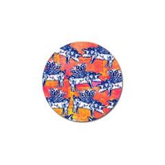 Little Flying Pigs Golf Ball Marker (10 Pack) by DanaeStudio