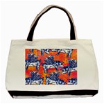 Little Flying Pigs Basic Tote Bag (Two Sides)