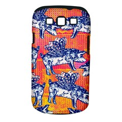 Little Flying Pigs Samsung Galaxy S Iii Classic Hardshell Case (pc+silicone) by DanaeStudio