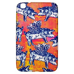 Little Flying Pigs Samsung Galaxy Tab 3 (8 ) T3100 Hardshell Case  by DanaeStudio