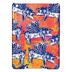 Little Flying Pigs Ipad Air Hardshell Cases by DanaeStudio