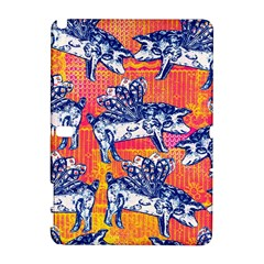 Little Flying Pigs Samsung Galaxy Note 10 1 (p600) Hardshell Case by DanaeStudio