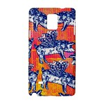 Little Flying Pigs Samsung Galaxy Note 4 Hardshell Case