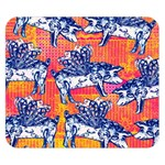 Little Flying Pigs Double Sided Flano Blanket (Small)