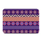 Colorful Winter Pattern Plate Mats