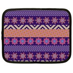 Colorful Winter Pattern Netbook Case (XXL)
