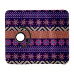 Colorful Winter Pattern Samsung Galaxy S  III Flip 360 Case