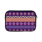 Colorful Winter Pattern Apple iPad Mini Zipper Cases