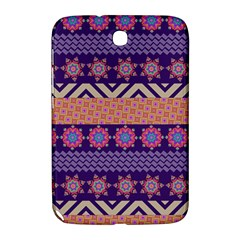 Colorful Winter Pattern Samsung Galaxy Note 8 0 N5100 Hardshell Case  by DanaeStudio