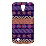 Colorful Winter Pattern Samsung Galaxy Mega 6.3  I9200 Hardshell Case