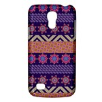 Colorful Winter Pattern Galaxy S4 Mini