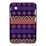 Colorful Winter Pattern Samsung Galaxy Tab 2 (7 ) P3100 Hardshell Case