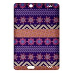 Colorful Winter Pattern Amazon Kindle Fire HD (2013) Hardshell Case