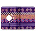 Colorful Winter Pattern Kindle Fire HDX Flip 360 Case