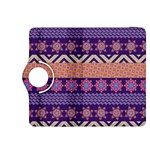 Colorful Winter Pattern Kindle Fire HDX 8.9  Flip 360 Case