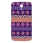 Colorful Winter Pattern Samsung Galaxy Mega I9200 Hardshell Back Case