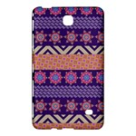 Colorful Winter Pattern Samsung Galaxy Tab 4 (8 ) Hardshell Case