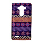 Colorful Winter Pattern LG G4 Hardshell Case