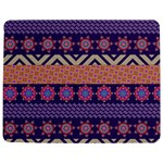 Colorful Winter Pattern Jigsaw Puzzle Photo Stand (Rectangular)