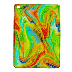 Happy Multicolor Painting Ipad Air 2 Hardshell Cases by designworld65