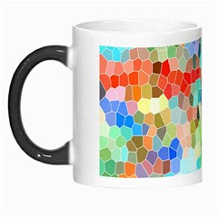 Colorful Mosaic  Morph Mugs by designworld65