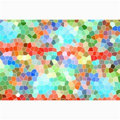 Colorful Mosaic  Collage Prints by designworld65