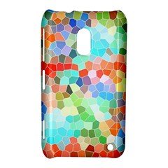 Colorful Mosaic  Nokia Lumia 620 by designworld65