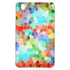 Colorful Mosaic  Samsung Galaxy Tab Pro 8 4 Hardshell Case by designworld65