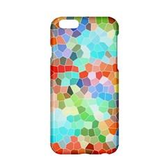 Colorful Mosaic  Apple Iphone 6/6s Hardshell Case by designworld65