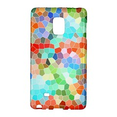 Colorful Mosaic  Galaxy Note Edge by designworld65