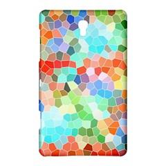 Colorful Mosaic  Samsung Galaxy Tab S (8 4 ) Hardshell Case  by designworld65