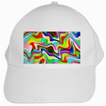 Irritation Colorful Dream White Cap