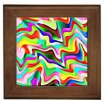 Irritation Colorful Dream Framed Tiles