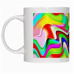 Irritation Colorful Dream White Mugs