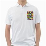 Irritation Colorful Dream Golf Shirts