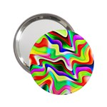 Irritation Colorful Dream 2.25  Handbag Mirrors