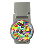 Irritation Colorful Dream Money Clips (Round)