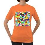 Irritation Colorful Dream Women s Dark T-Shirt