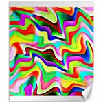 Irritation Colorful Dream Canvas 20  x 24