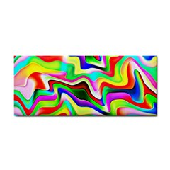 Irritation Colorful Dream Hand Towel by designworld65