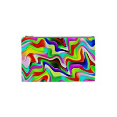 Irritation Colorful Dream Cosmetic Bag (small)  by designworld65