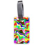 Irritation Colorful Dream Luggage Tags (One Side)