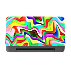 Irritation Colorful Dream Memory Card Reader With Cf by designworld65