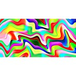 Irritation Colorful Dream YOU ARE INVITED 3D Greeting Card (8x4)