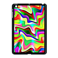 Irritation Colorful Dream Apple Ipad Mini Case (black) by designworld65